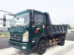xe tải ben TMT KC6650D 5 tấn