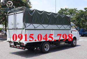 DAISAKI NH-249MB thùng 4220mm
