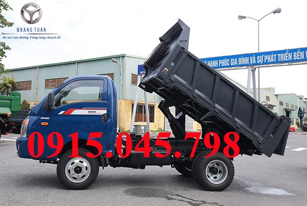 Xe tải ben TMT Daisaki NH - 345D