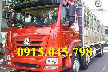 Xe tải thùng TMT ST336180T 18 tấn