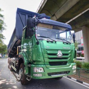 Xe tải ben SINOTRUK TMT ST290D (6x4) 13 tấn