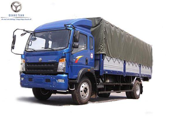 Xe tải thùng TMT SINOTRUK ST10585T 8,4 tấn