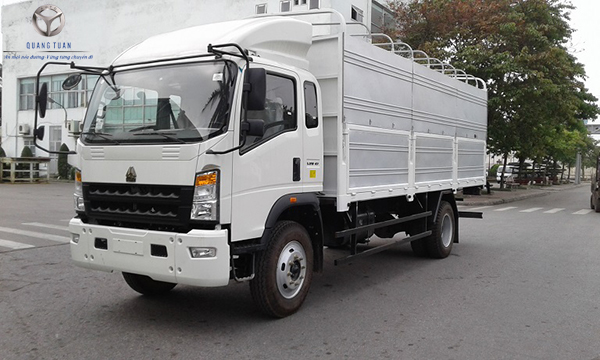 Xe tải thùng TMT SINOTRUK ST9675T 7,5 tấn